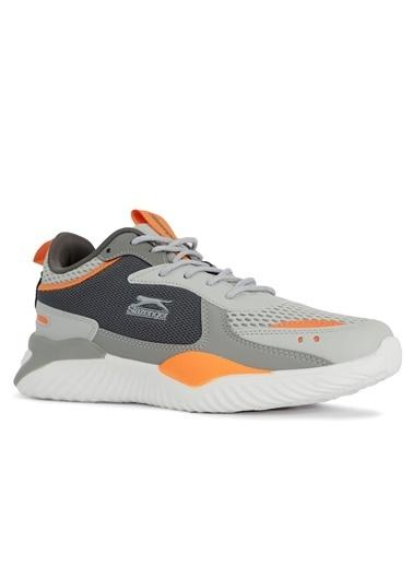 Slazenger Slazenger Toxic Sneaker Erkek Ayakkabı  Gri